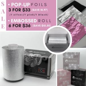 Pop-Up Foil Sale